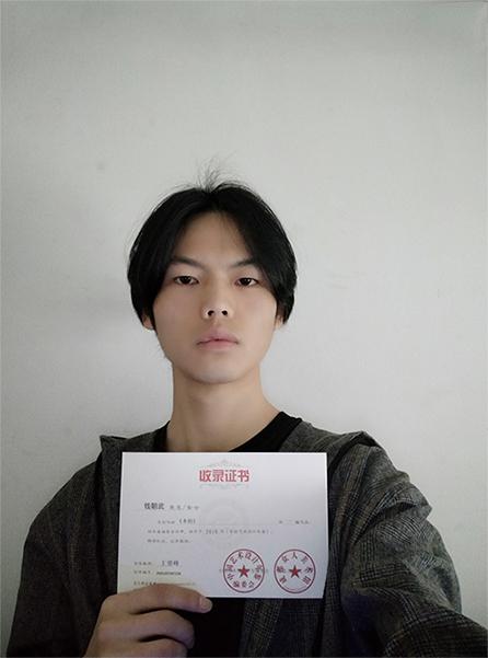 访谈:泰州学院-钱朝武